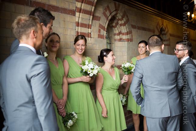 Dorothée & Dimitris Greek Wedding - West Midlands Photography